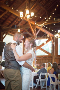 First Dances- Carolyn & Chris Tittle- The Red Barn- Amherst, MA