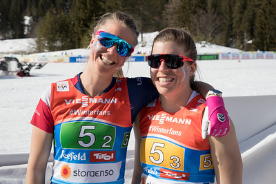 Seefeld 2019 Women's Relay 2/28/19