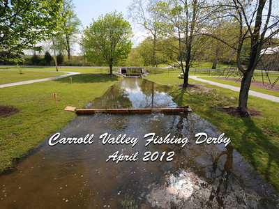 Carroll Valley Fish Derby 2012