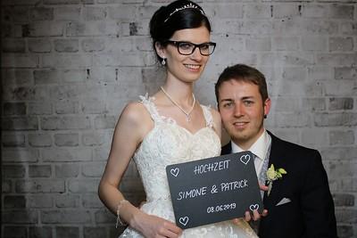 08.06.2019 Hochzeit  Simone & Patrick