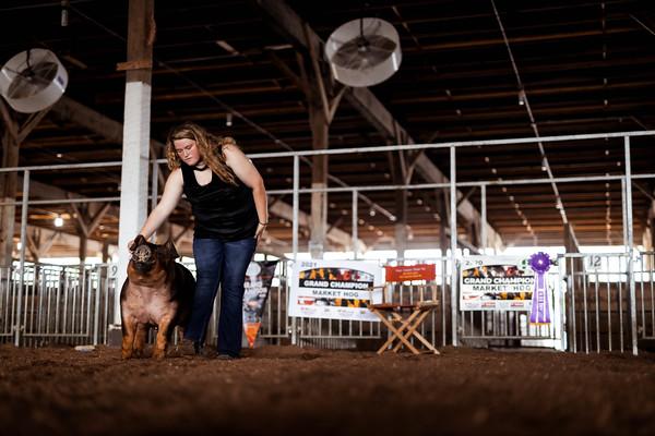 Aubry Knott   2021 MD State Fair
