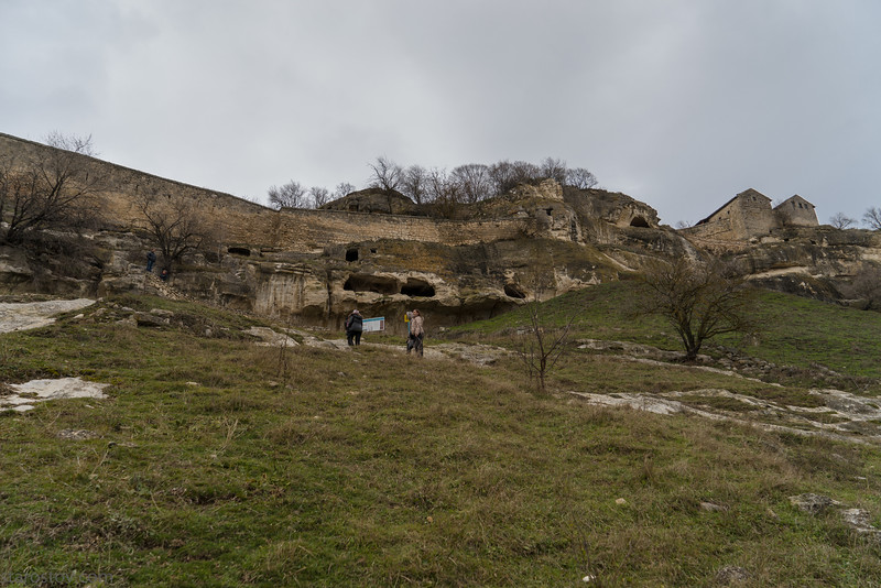 2015-01-04 Крым - Чуфут-Кале