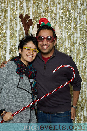 Holiday Photo Booth