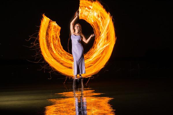 Fire and Water - Paulina Garcia