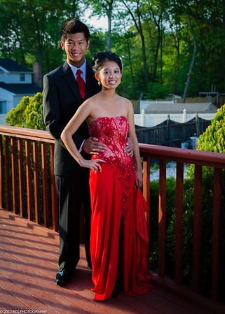 2012 - arrienne's prom