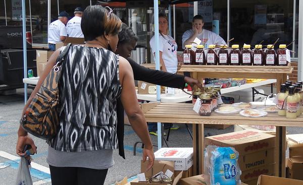 5-3-2014 Stafford Community Market Benefit