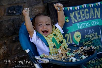 Keegan's 1st Birthday 4-11-2015 (Sabrina Barton)