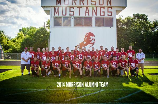Mustang Alumni 2014