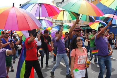 Gay Pride • Marcha de la Diversidad - Costa Rica