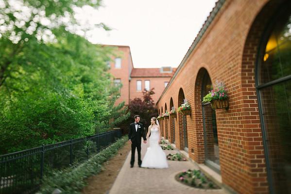 Christina + Tom Wedding