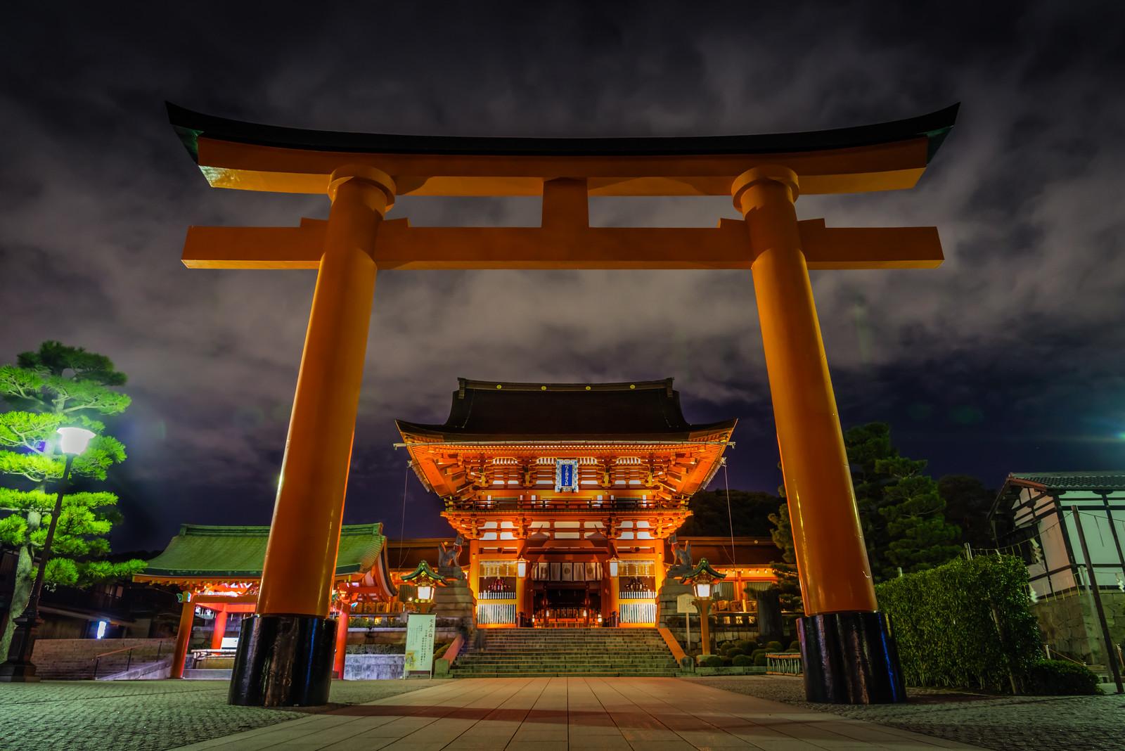 Fushimi Inari Shrinne