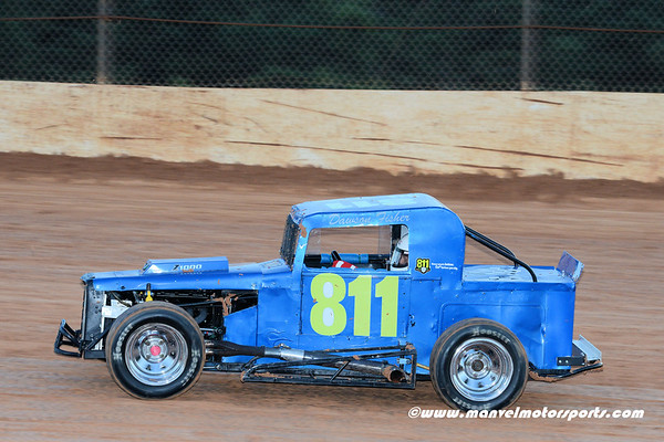 Bronco Raceway Park 06 September 2014