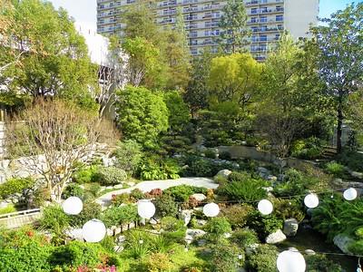 L.A., James Irvine Japanese Garden