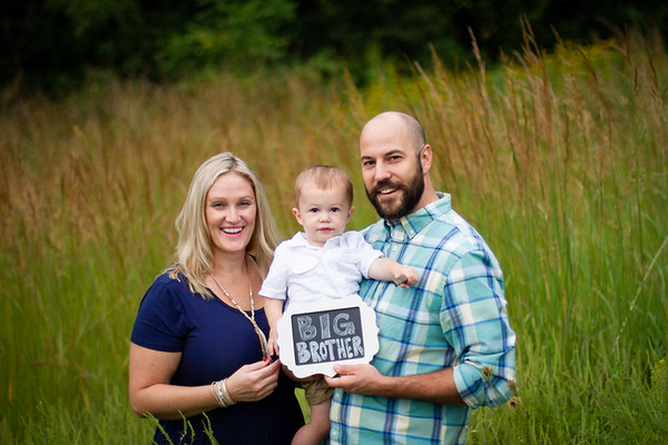 Shawn and Diane's Family Session