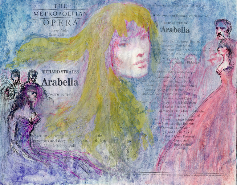Irv Docktor Met Playbill Arabella.jpg