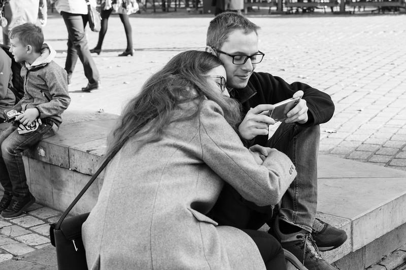 Modern Couple