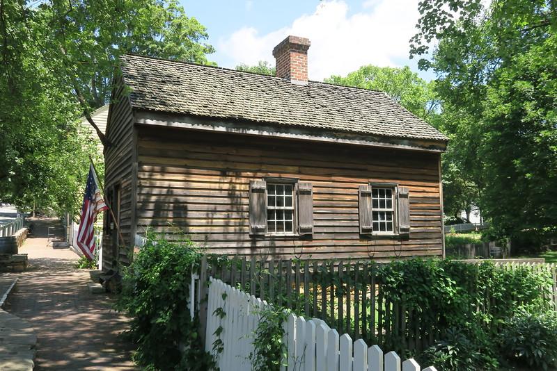 Timothy Vogler Gunsmith Shop (ca. 1831)