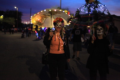 2018 All Souls Procession Tucson, Arizona