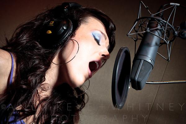 In the Recording Studio - N20 - 22 Mar 11