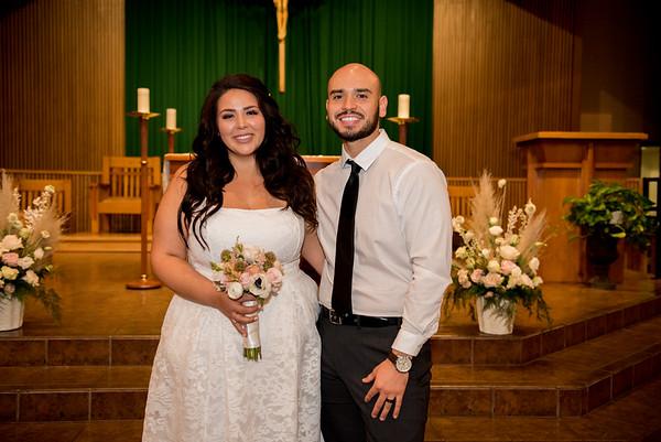 Jasmine & Luis