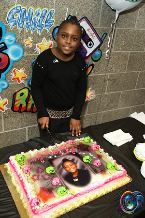 DECEMBER 13TH, 2015: MAKAYLA'S 9TH BIRTHDAY BASH