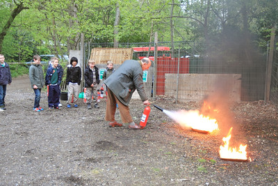 2013 - Fire Safety Badge Course