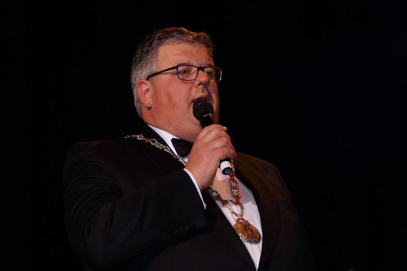 Burgemeester Hubert Bruls