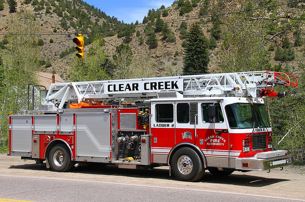 Clear Creek County Fire Authority
