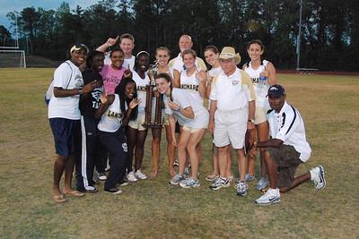 LCS Girls Track Regional  4-22-08