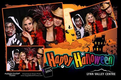 Lynn Valley Halloween 2013