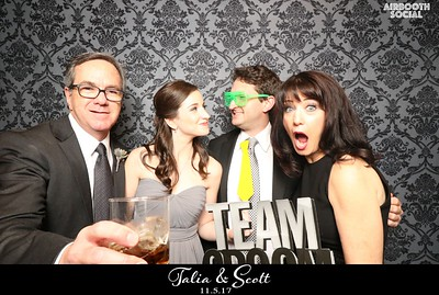 Talia and Scott