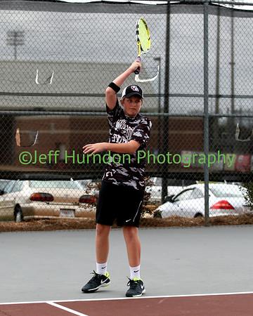UGHS JV Tennis 3-25-15