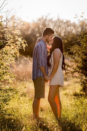 Kayla & Dusten Engagement