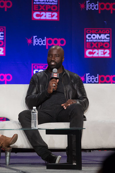 2017 C2E2 - Always Forward with Mike Colter
