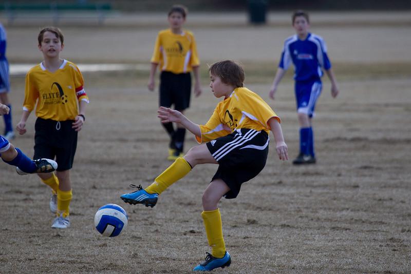 Elite Soccer 3-7-2010