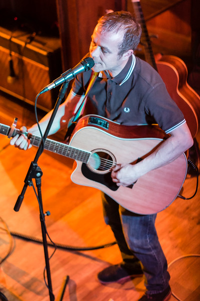 Danny Ansell @ The Establishment April 2015
