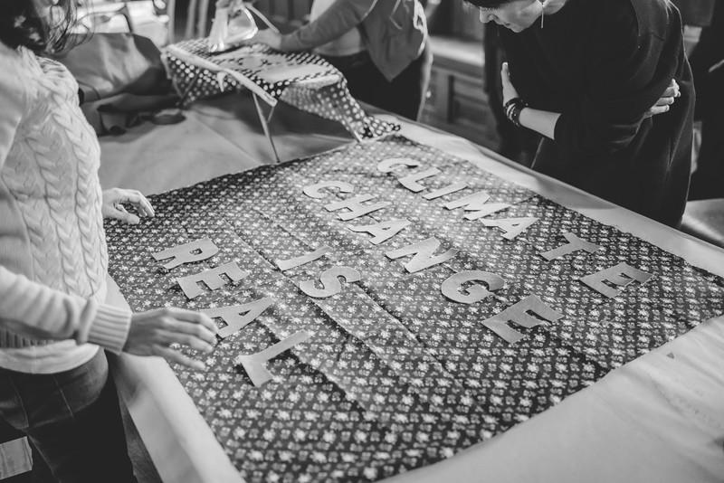 Protest Banner Making bw-185.jpg