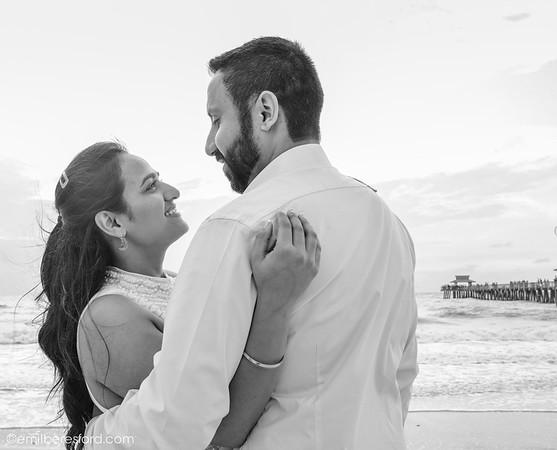 Raj Engagement