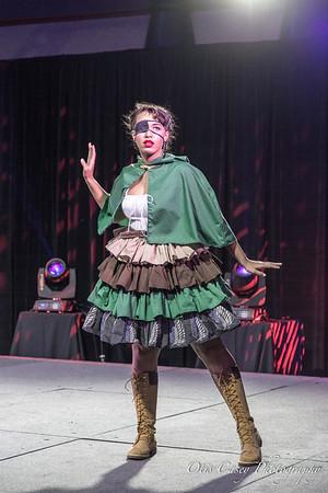 Otakon Vegas 2017 Fashion Show