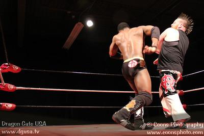 DGUSA 11/4/12 - ACH vs Arik Cannon