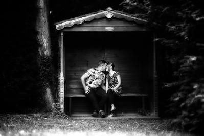 Sian & Tom Pre Wedding Shoot