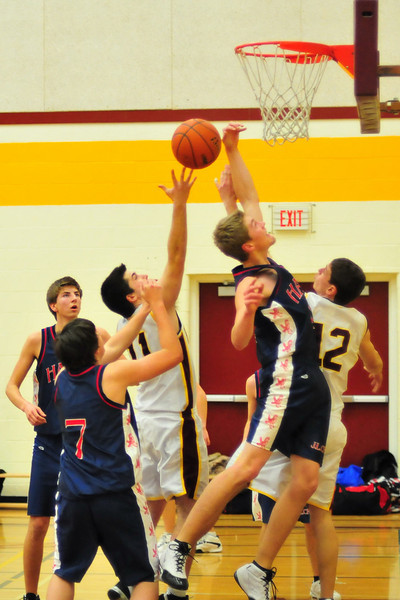RSS Sr Boys vs Crowe - Jan 2010