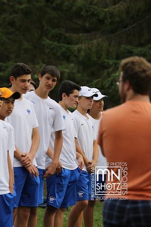 2018 Boys Varsity Tennis