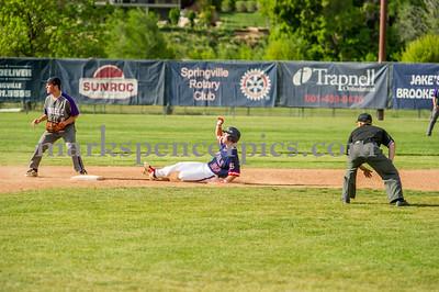 Baseball SHS vs Tooele 5-9-2017