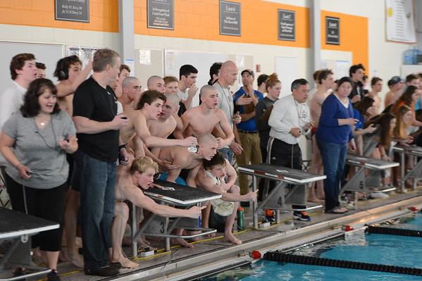 2018 Loyola Blakefield Swimming - 02-03-2018 - MIAA Finals