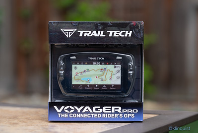 Trail Tech Voyager Pro Installation