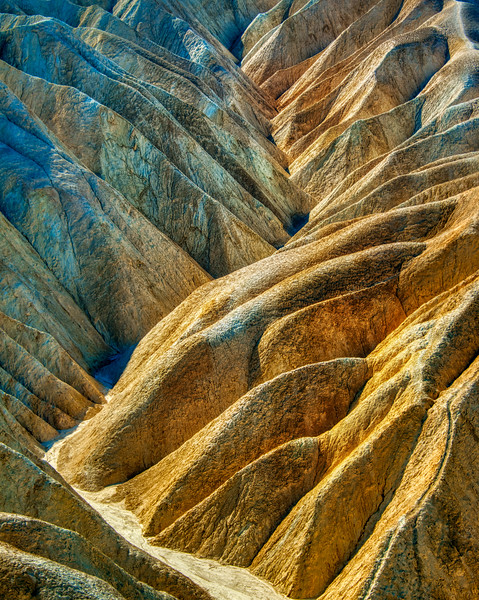The Folds of the Earth