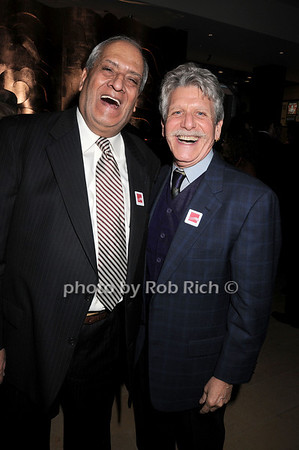Ramesh Kapoor, Arnold Lieberman photo by Rob Rich © 2010 robwayne1@aol.com 516-676-3939