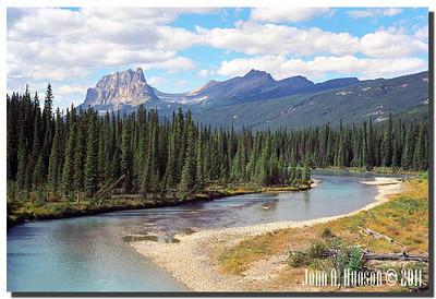 Banff Jasper Highway