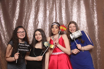 Joanna's Sweet 16 April 6th, 2019